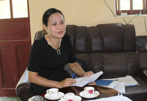 Học sinh trường làng gánh 15 khoản lạm thu - 1