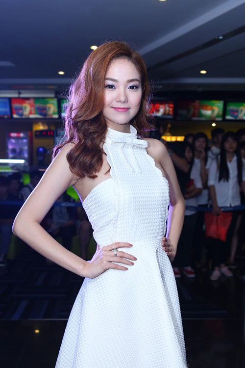 10 giai nhân Việt mặc đẹp nhất tuần qua - 9