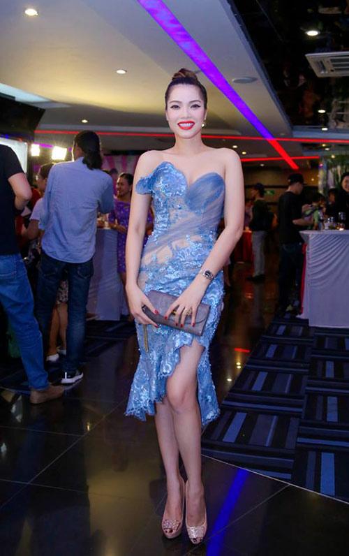 10 giai nhân Việt mặc đẹp nhất tuần qua - 2