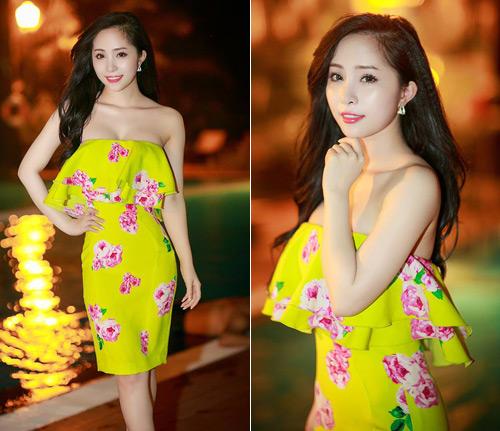 10 giai nhân Việt mặc đẹp nhất tuần qua - 4