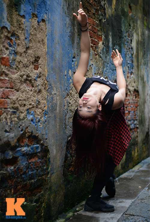 Ngọc Anh: Người đẹp cá tính đam mê dance sport - 6