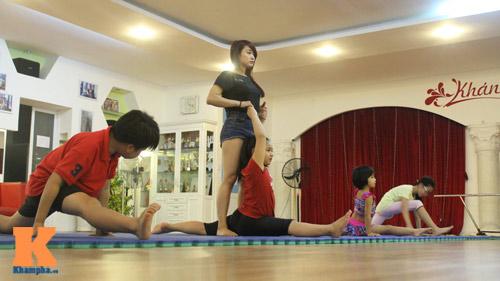 Ngọc Anh: Người đẹp cá tính đam mê dance sport - 9