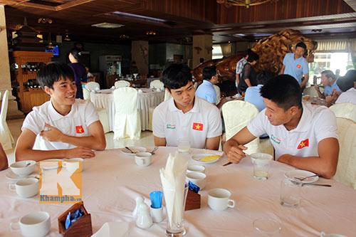 """Cận cảnh """"thiên đường"""" của U19 VN ở Myanmar - 6"""