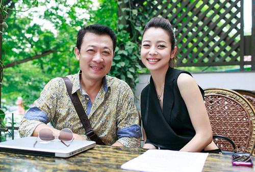 Jennifer Phạm duyên dáng gặp lại Vân Sơn - 1