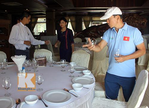 """U19 VN được chăm sóc """"đặc biệt"""" ở Myanmar - 6"""