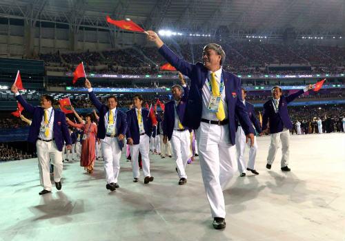 Nhìn lại toàn cảnh Thể thao Việt Nam tại Asiad 17 - 2