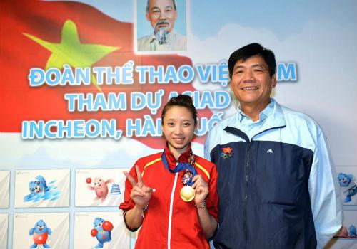 Nhìn lại toàn cảnh Thể thao Việt Nam tại Asiad 17 - 3