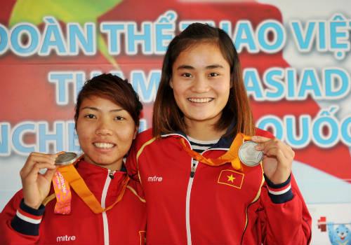 Nhìn lại toàn cảnh Thể thao Việt Nam tại Asiad 17 - 8