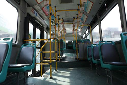 Hà Nội mở tuyến buýt đầu tiên dùng vé điện tử - 2