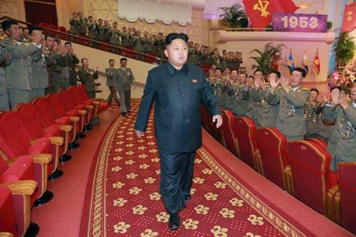 """Giải mã chuyến thăm HQ bất ngờ của """"Số 2"""" Triều Tiên - 1"""