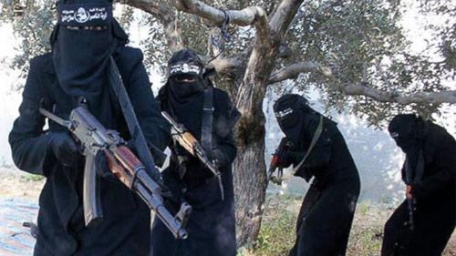 Hành trình từ cô giáo tiểu học đến nữ chiến binh IS - 4
