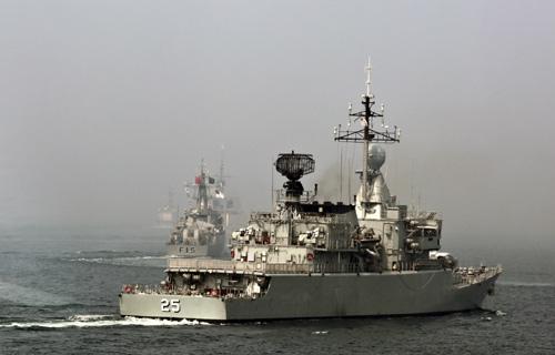Pháo hạm Malaysia mất tích bí ẩn trên biển - 1