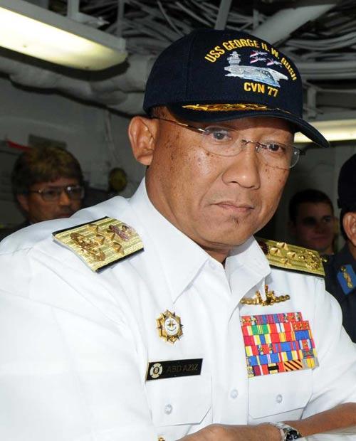 Pháo hạm Malaysia mất tích bí ẩn trên biển - 2