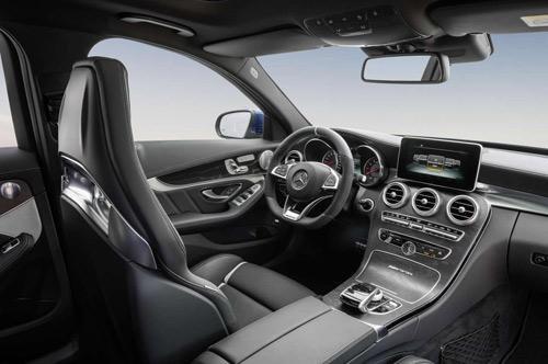 Mercedes-Benz C63 AMG 2015 lộng lẫy tại Paris - 10