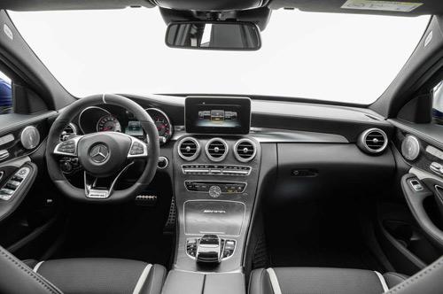 Mercedes-Benz C63 AMG 2015 lộng lẫy tại Paris - 9