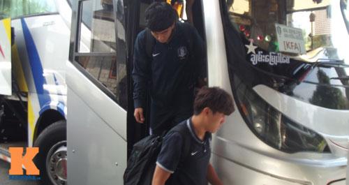 """U19 Hàn sắp """"chiến"""" U19 VN: Ấn tượng thể hình cao to - 3"""