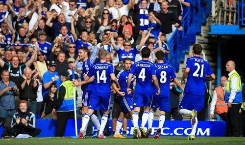 """Chelsea đang trên con đường """"bất bại"""" của Arsenal - 2"""