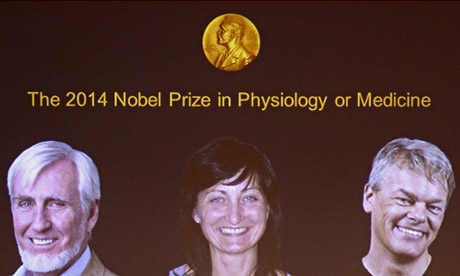 Công trình về GPS não bộ đoạt giải Nobel Y học 2014 - 1