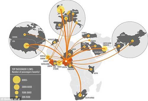 Châu Âu trước nguy cơ bị Ebola tấn công - 1