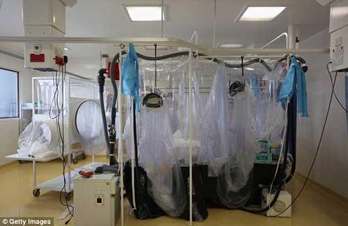 Châu Âu trước nguy cơ bị Ebola tấn công - 4