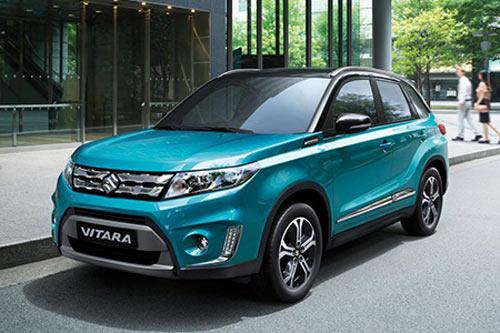 Suzuki Vitara mới ra mắt để... chia tay - 1