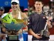 BXH Tennis 6/10: Masha lên số 2, top 6 chào Nishikori