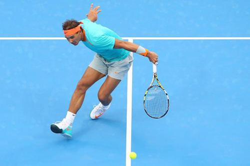 """Nadal gặp """"sao quả tạ"""" trước giải Thượng Hải - 1"""