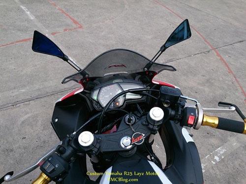 Yamaha R25 độ phong cách cá mập độc đáo - 7