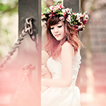 Vẻ đẹp ngọt ngào của hoa khôi trường múa - 13