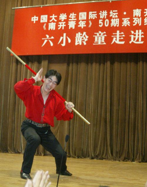 """""""Tôn Ngộ Không"""" đề cử kỷ lục thế giới cho màn múa gậy - 10"""