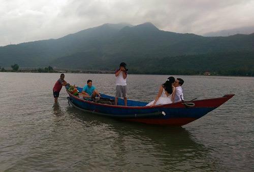 Lộ ảnh cưới của ca sỹ Lam Trường - 3