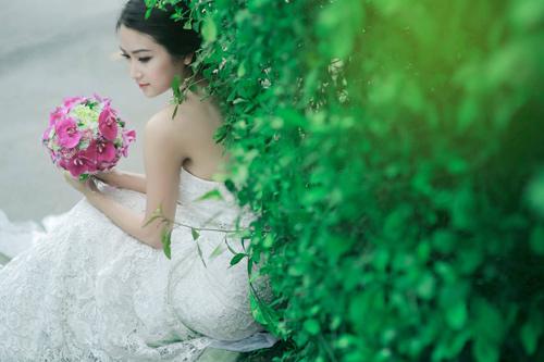 Lộ ảnh cưới của ca sỹ Lam Trường - 5
