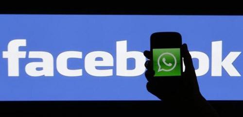 Facebook và WhatsApp sáp nhập với giá 22 tỷ USD - 1