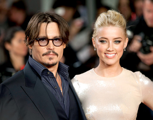 """Vợ sắp cưới của Johnny Depp bị phát tán clip """"nóng"""" - 2"""