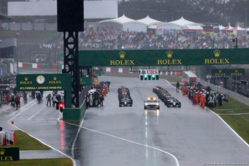 """Japanese GP: Hamilton, Bianchi và """"sóng gió"""" ở Suzuka - 2"""