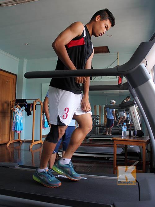 """U19 VN: Nôn nóng trở lại, Đông Triều """"luyện công"""" - 2"""