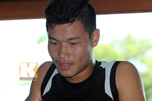 """U19 VN: Nôn nóng trở lại, Đông Triều """"luyện công"""" - 9"""
