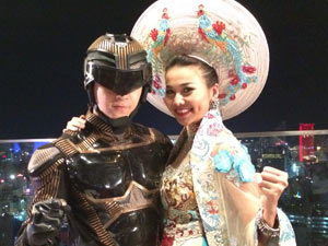 Thanh Hằng, Ngô Kiến Huy kết đôi trong phim Tết
