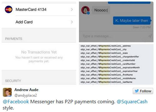 Có thể gửi tiền trực tiếp cho nhau qua Facebook - 1