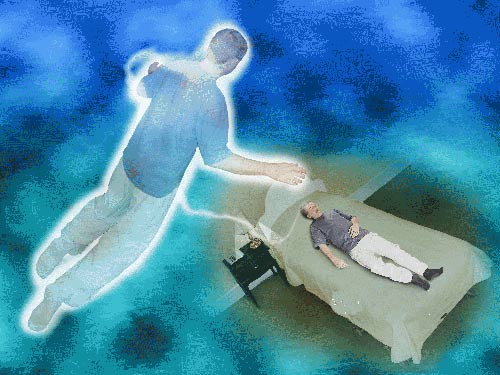 """Anh: Giải mã hiện tượng bí ẩn """"hồn lìa khỏi xác"""" - 2"""