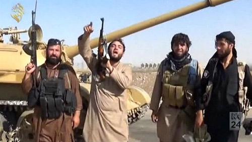 Bí mật đằng sau kho vũ khí khổng lồ của phiến quân IS - 4