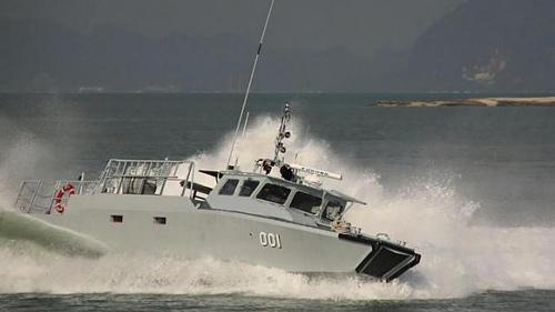 Malaysia: Tìm thấy pháo hạm mất tích gần Trường Sa - 1