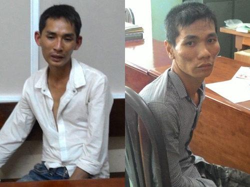 Hiệp sĩ bắt 2 tên cướp đạp nạn nhân té ngã - 1