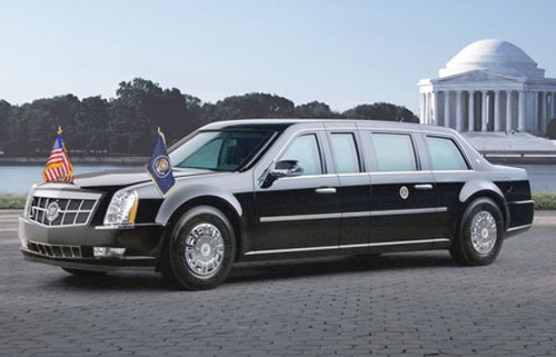 10 tiết lộ về siêu xe của Tổng thống Obama - 1