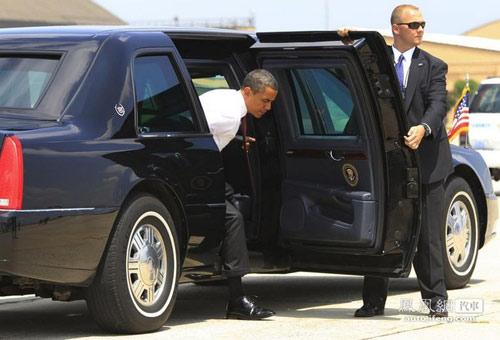 10 tiết lộ về siêu xe của Tổng thống Obama - 9