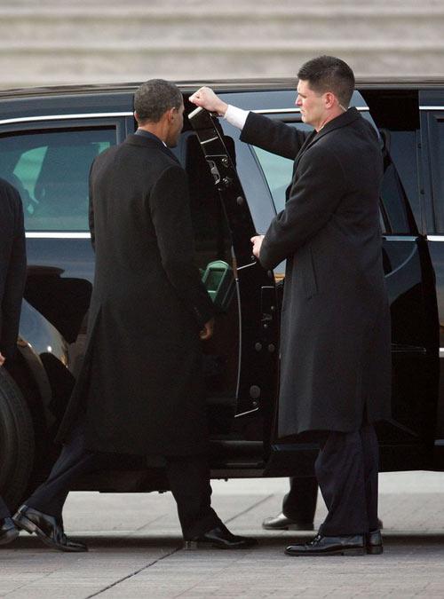 10 tiết lộ về siêu xe của Tổng thống Obama - 11