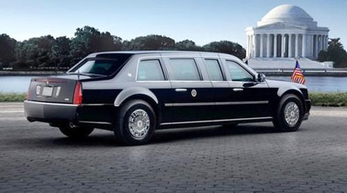 10 tiết lộ về siêu xe của Tổng thống Obama - 2