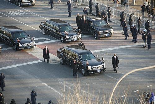 10 tiết lộ về siêu xe của Tổng thống Obama - 3
