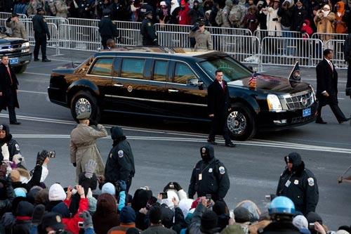 10 tiết lộ về siêu xe của Tổng thống Obama - 4