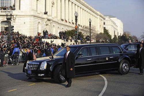 10 tiết lộ về siêu xe của Tổng thống Obama - 5